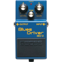 Педаль для электрогитары Boss BD-2 Blues Driver
