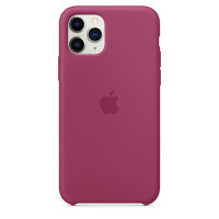 Чехол Apple IPhone 11 Pro Silicone Case Pomegranate (MXM62ZM/A)