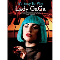Песенный сборник Musicsales It's Easy To Play Lady Gaga