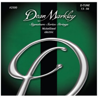Струны Dean Markley Signature 2500