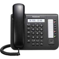 Системный телефон Panasonic KX-DT521RUB