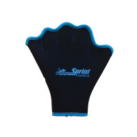 Перчатки Sprint Aquatics Fingerless Force Gloves 775\0M