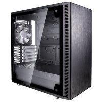 Корпус Fractal Design Define Mini C TG Black