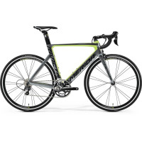 Велосипед Merida Reacto Force LTD (2017) Anthracite/Green/Black 54