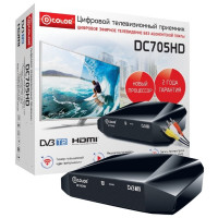 Тюнер DVB-T D-Color DC705HD