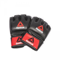 Перчатки для MMA Reebok RSCB-10310RDBK Combat Leather Glove-Small