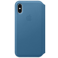 Чехол Apple для IPhone XS Max MRX52ZM/A cape cod blue