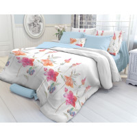 Семейный комплект Verossa Constante Color Flowers 707894