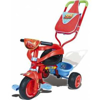 Велосипед Smoby Be Fun Confort Cars 444166