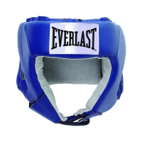 Шлем открытый Everlast USA Boxing 610206U M синий