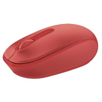 Мышь Microsoft Wireless Mobile Mouse 1850 Red USB U7Z-00034