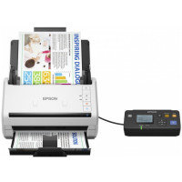 Сканер Epson WorkForce DS-530N (B11B226401BT)