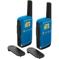 Рация Motorola T42 Talkabout Blue