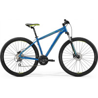 Велосипед Merida Big.Nine 20-D (2019) XL blue/green