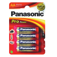 Батарейки Panasonic LR6PPG/4BP blister