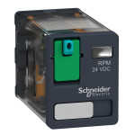 Реле 2CO Schneider Electric RPM21P7