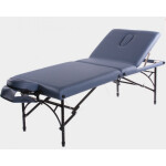 Массажный стол Vision Fitness Apollo Deluxe Agate Blue