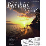 Песенный сборник Musicsales The Most Beautiful Songs Ever