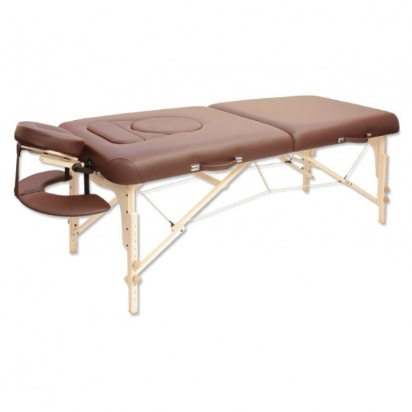 Массажный стол Vision Fitness Apollo TopMaster Chocolate