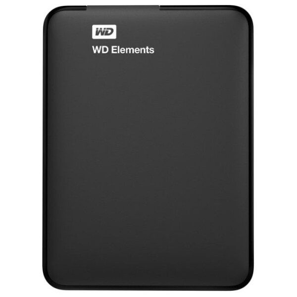 Жесткий диск Western Digital Original Elements Portable WDBMTM5000ABK-EEUE