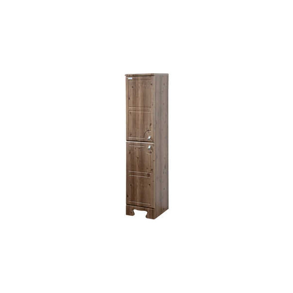 Пенал Aqualife Design пиллау б/ящ левый(3-155-025-L)