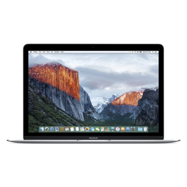 Ноутбук Apple MacBook Mid 2017 (MNYH2RU/A) Silver