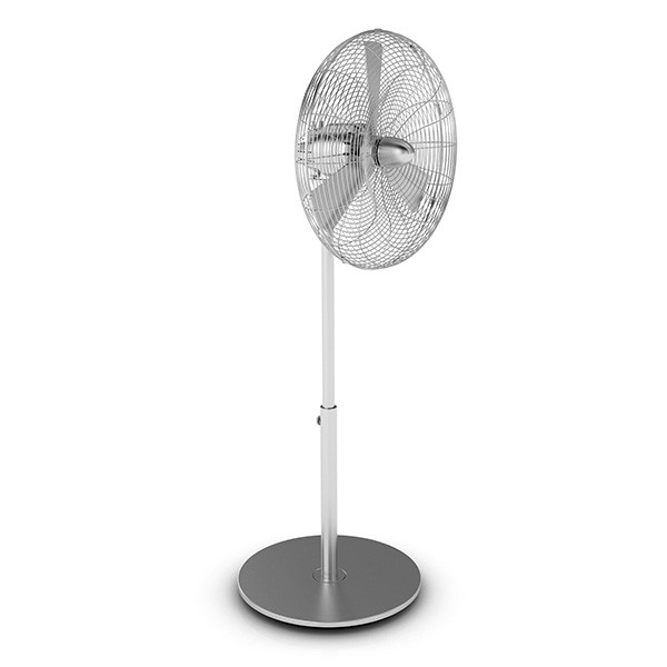 Вентилятор Stadler Form Charly fan stand NEW satin C-060