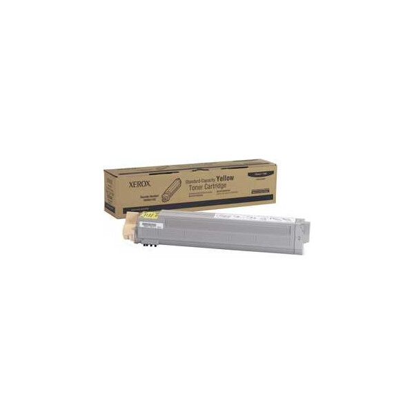Картридж Xerox yellow (106R01152)