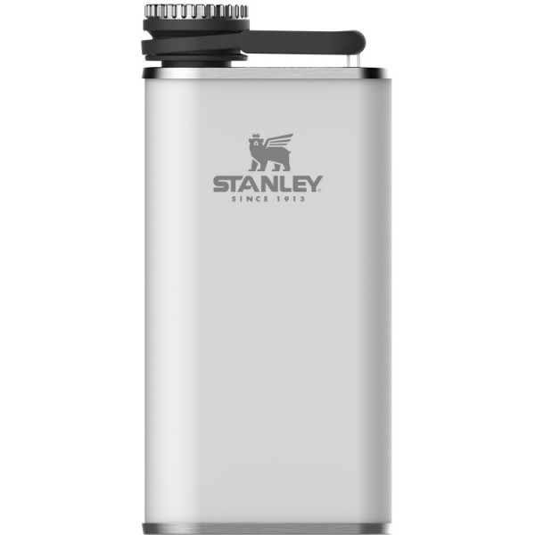 Фляга Stanley The Easy-Fill Wide Mouth Flask (10-00837-128) белый