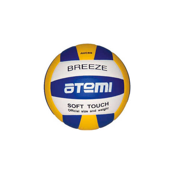 Atemi AVC8S Breeze (синт. кожа Super Top PU, син.-желт.-бел.)