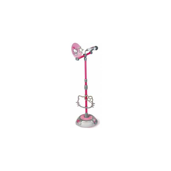 Smoby Микрофон на стойке Hello Kitty 120 см 27273
