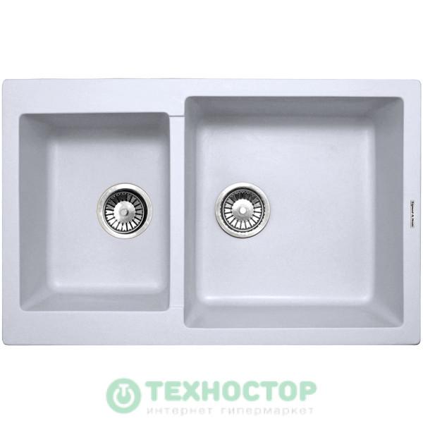 Кухонная мойка Zigmund & Shtain Rechteck 400.275 млечный путь
