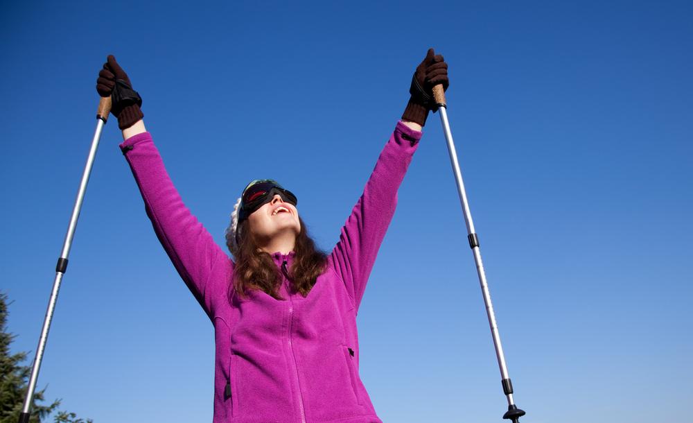 как правильно подобрать лыжные палки