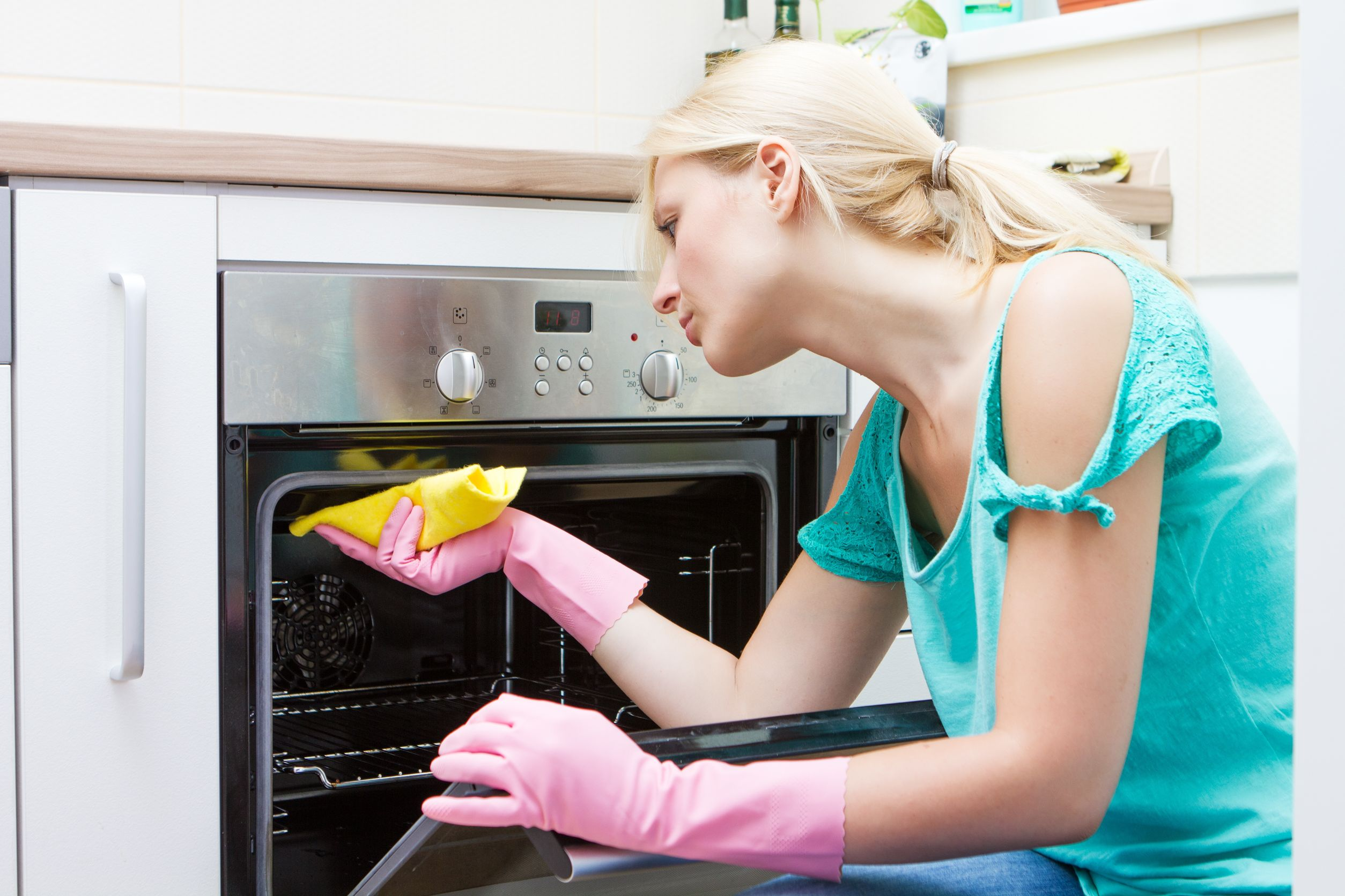 Очистка духовки паром, что это такое