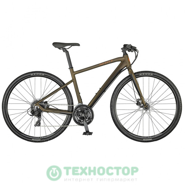 Велосипед Scott Cross 50 Men XXL dark bronze