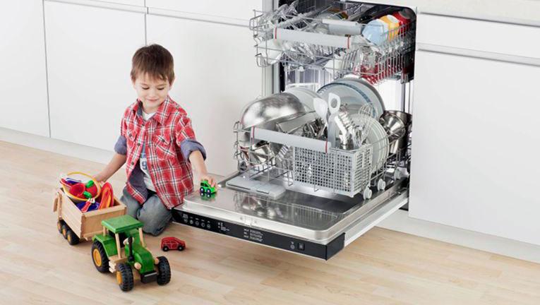 защита в посудомоечной машине