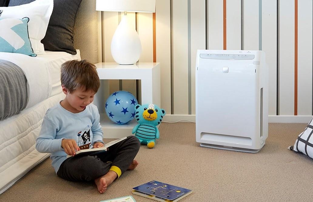 очиститель воздуха в детскую комнату