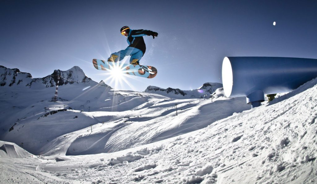 универсальный сноуборд