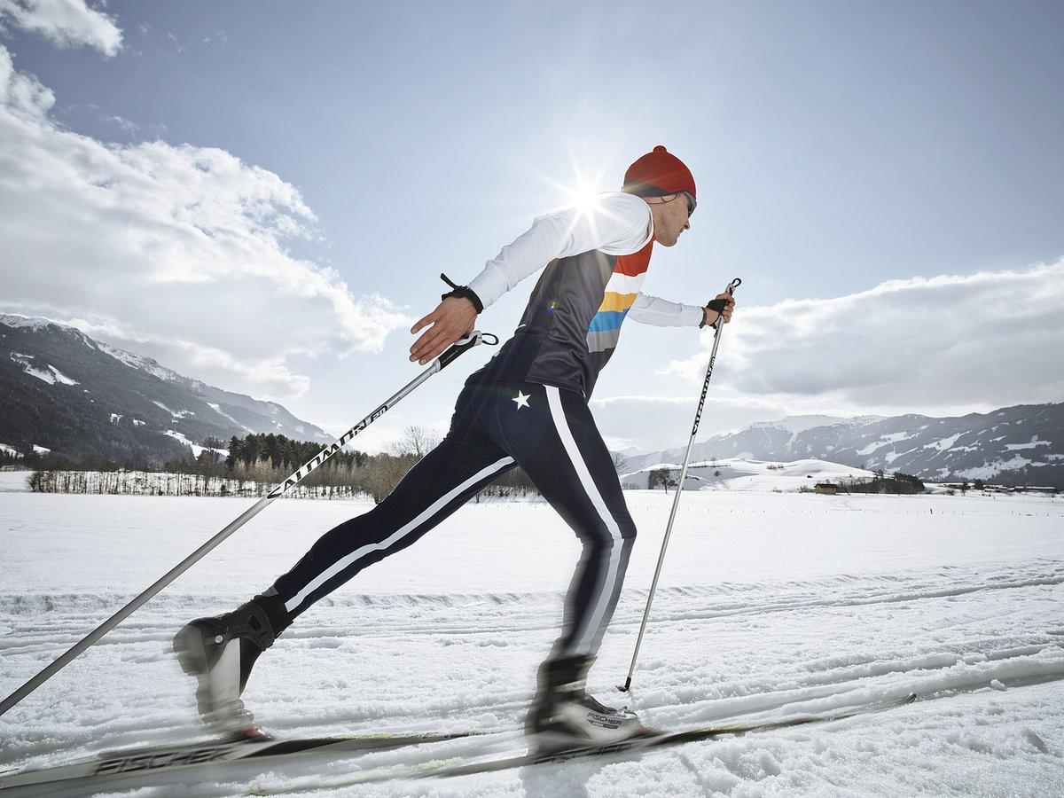 выбираем лыжные палки