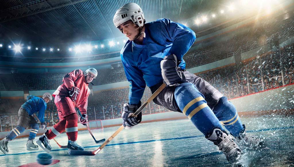 выбрать хоккейные коньки