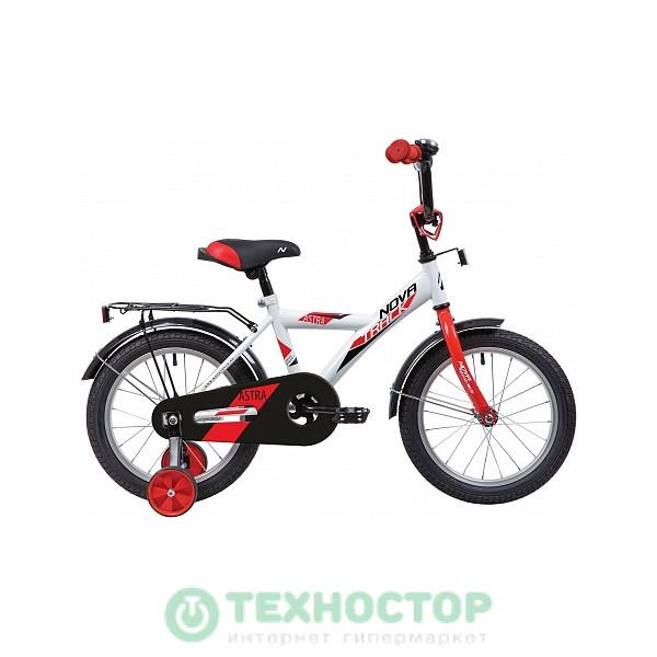 Велосипед Novatrack 143ASTRA.WT20 белый