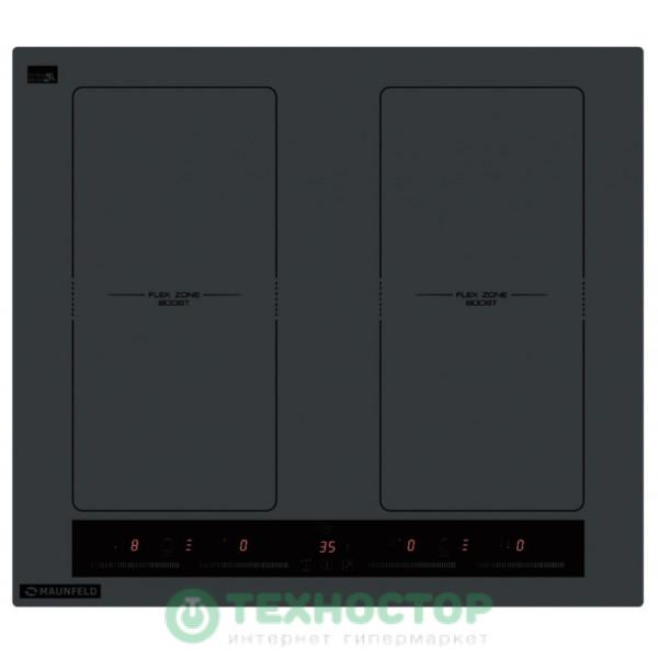 Встраиваемая индукционная варочная панель Maunfeld EVI 594 FL2(S)-GR