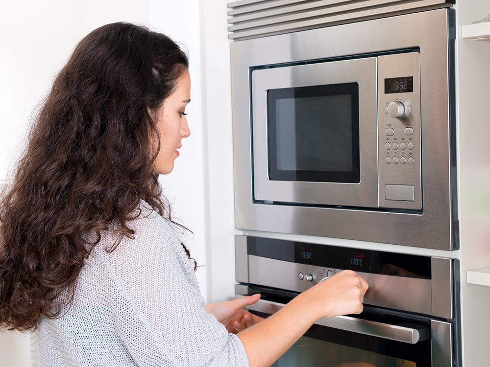 Инструкция по чистке духовки