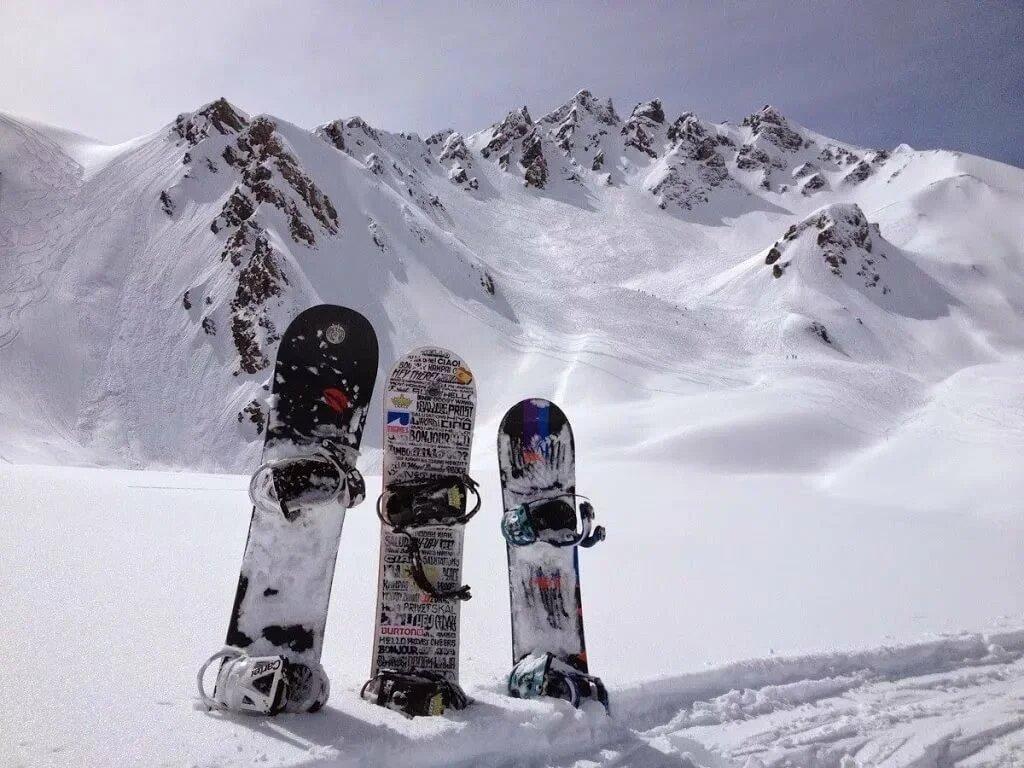 как правильно выбрать сноуборд для начинающих