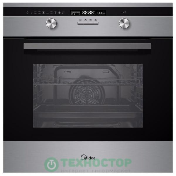 Встраиваемый электрический духовой шкаф Midea MO781E4SPX