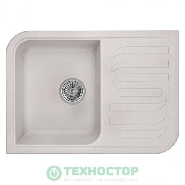 Кухонная мойка Graude QSS 45.0 серый