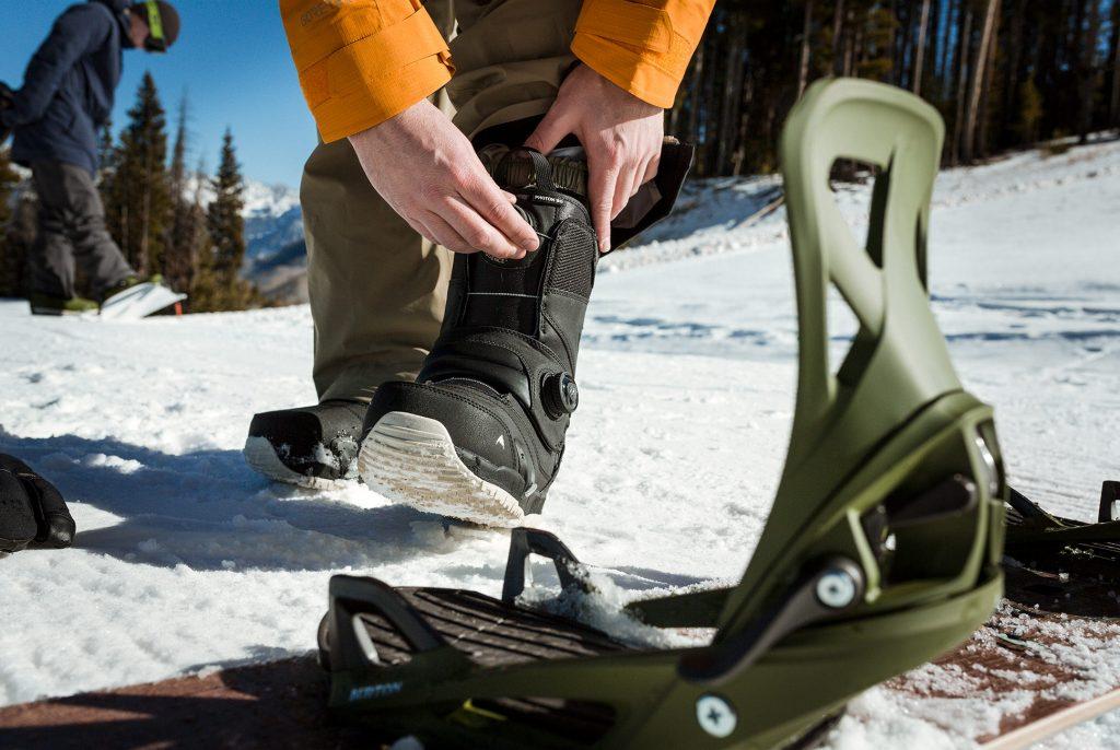 снаряжение для сноубординга