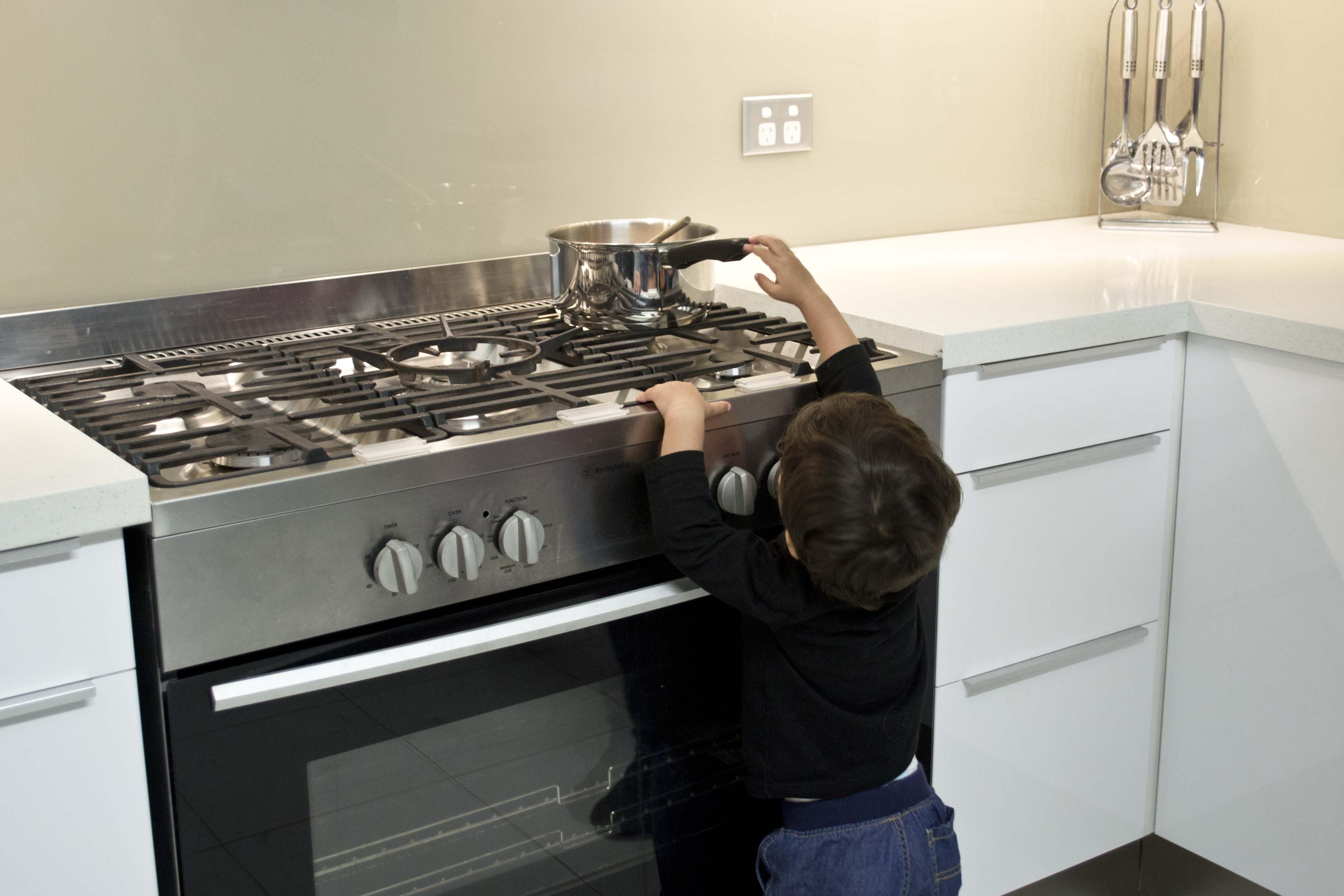 защита детей от ожогов