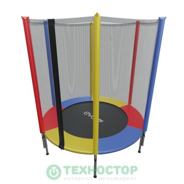 Батут Evo Jump 4,5 ft Color