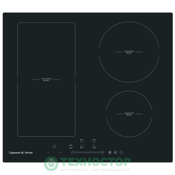 Встраиваемая индукционная варочная панель Zigmund & Shtain CI 34.6 B